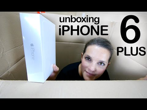 Apple iPhone 6 Plus unboxing en español