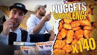 Je tente le Nuggets Challenge McDo de Michou et TiboInshape avec Doc Jazy !