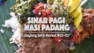 Gambar cover Sinar Pagi Nasi Padang