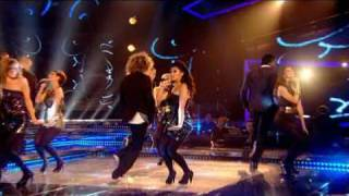 The Saturdays - Up (Live Performance on Your Country Needs You)