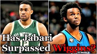 Has Jabari Parker Surpassed Andrew Wiggins?
