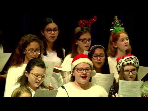 Abington Middle School Grade 5 & 6 Holiday Concert; 12/16/2019