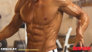 Fitness Motivation and Behind The Scenes with Markus Kaulius