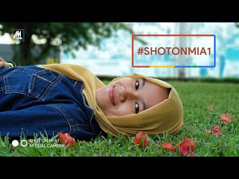 MI A1 Camera Test Part #1 Potrait Mode #ShotOnMiA1