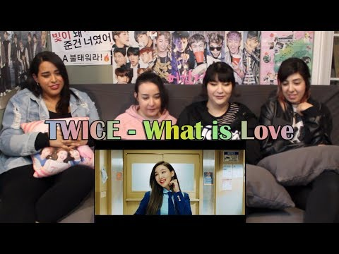 """TWICE - """"What is Love"""" MV Reaction"""