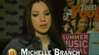 Michelle Branch - Hotel Paper listening party