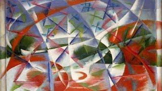 Семинар «Футуризм в Италии и России: общие черты и непреодолимые различия»   Екатерина Лазарева