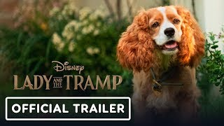 Lady and the Tramp - Official Trailer 2 (2019) Tessa Thompson, Justin Theroux