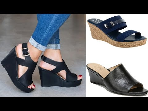 VERY BEAUTIFUL+ COMFORTABLE SANDALS 2020|| Wedges - Macy's Sandals For Women||#sbleo