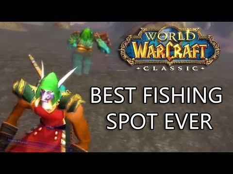 HIGH STAKES VIRTUAL FISHING - WoW Classic