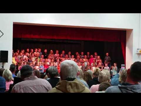 East mills elementary school concert