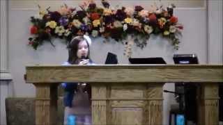 Malachi Dawson @ First Assembly of God Texarkana Texas