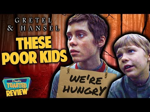 GRETEL & HANSEL MOVIE REVIEW 2020 | Double Toasted