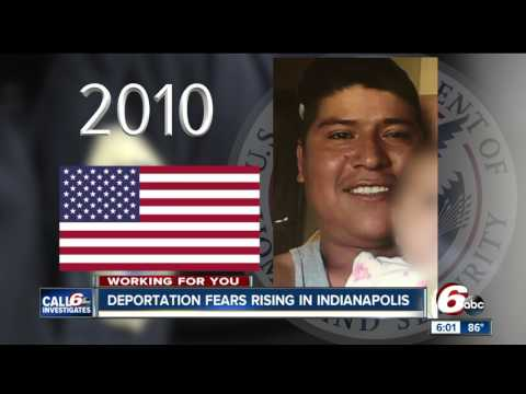 Deportation fears rising in Indianapolis