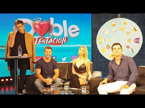 Doble Tentación / Martes Con Todo - Bruno Y Romina / Mega Live