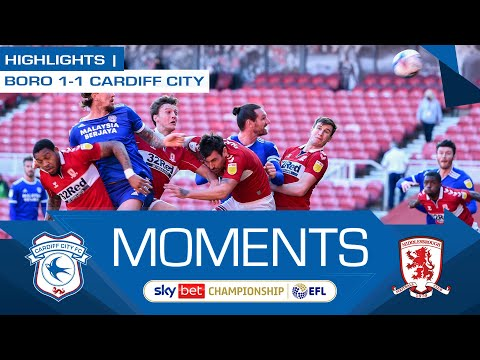 Middlesbrough Cardiff Goals And Highlights