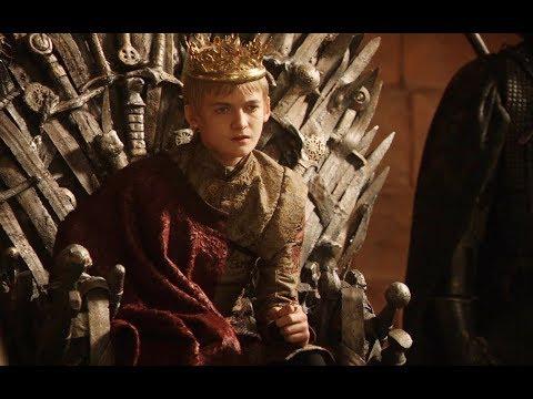 Game Of Thrones 权游乔大帝之死 Joffrey Baratheon乔佛里拜拉席恩的作死之路