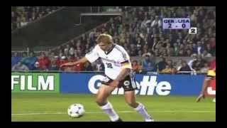 Klinsmann goal against USA in FIFA World Cup 1998