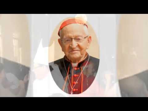 CARDENAL JOSÉ DE JESÚS PIMIENTO RODRÍGUEZ  100 años de Servicio a la Iglesia