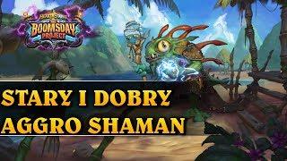 STARY I DOBRY - AGGRO SHAMAN - Hearthstone Decks std (The Boomsday Project)