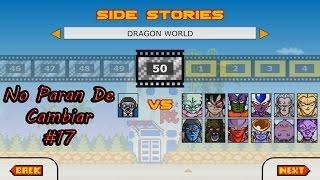 Dragon Ball Z Devolution - No Paran De Cambiar #17