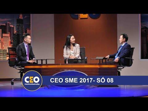 CEO 2017 - DOANH NGHIỆP GIA ĐÌNH - Trận 08 Chiến Lược Thương Hiệu - CEO VŨ NGỌC HƯƠNG