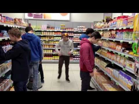 Harlem Shake Shopping Center Edition Luxembourg