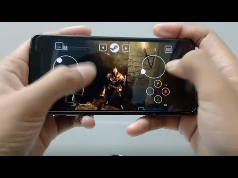 How To Play PC Games On Your PHONE Ft.steam Link