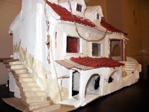 Manualidades casa de papel em miniatura 2 4 youtube - Manualidades en casa ...
