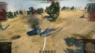 Е 100 - приколы Ворлд оф танк | Колобанов | эпичный финал