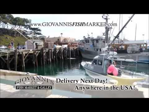 GIOVANNIS Fish Market   Seafood Shipped Overnight   YouTube Ad1