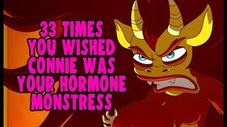 33 Times You Wished Connie Was Your Hormone Monstress