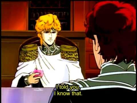 Legend of the Galactic Heroes - Westerland