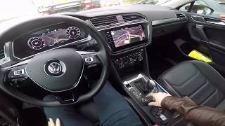 New Volkswagen Tiguan Allspace Short Test Drive and Review 2018