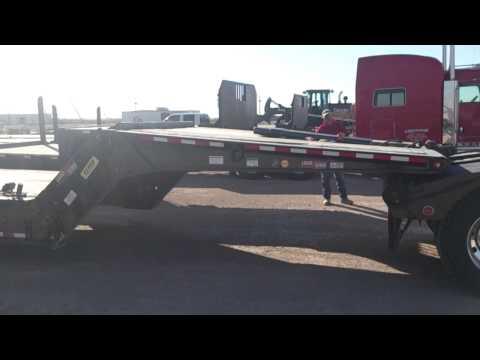 Load King Oil Field folding