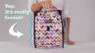 Сумка для ланч-бокса PackIt Freezable Lunch Bags