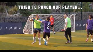 WE PLAYED THE ANGRIEST TEAM EVER...THIS IS WHAT HAPPENED