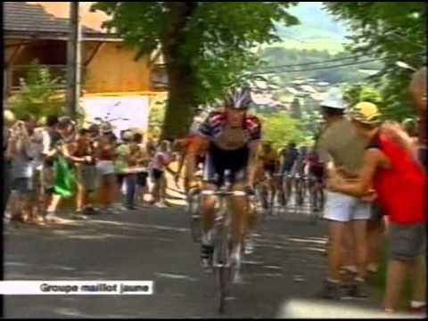 Tour De France 2006 Stage 17 Floyd Landis