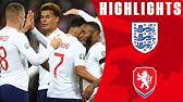 England 5-0 Czech Republic | England Off To Dream Start! | Euro 2020 Qualifiers | England