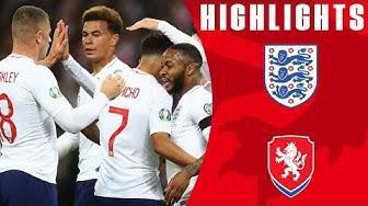 England 5-0 Czech Republic   England Off To Dream Start!   Euro 2020 Qualifiers   England