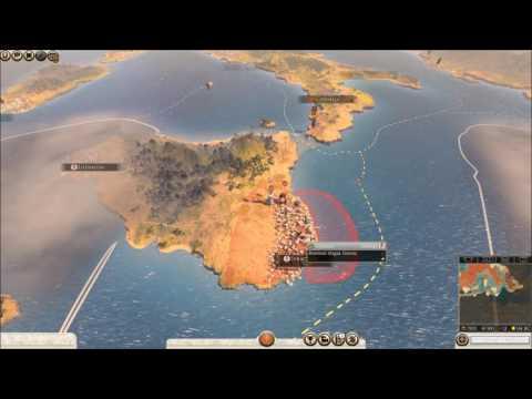 Rome Total War II : Roman Campaign #9