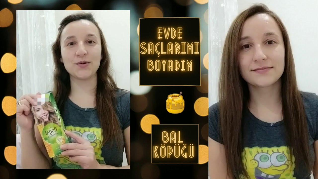 EVDE PAKET ATIP OMBRE YAPTIM |  SARI SAÇ PAKET ATILIŞI | Geçişli sarı saç