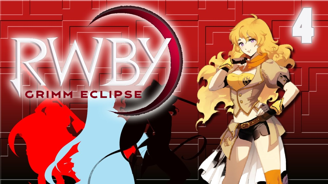 RWBY Grimm Eclipse - Ep 04: Really? OC Teams? - Fuzz Punch Arcade