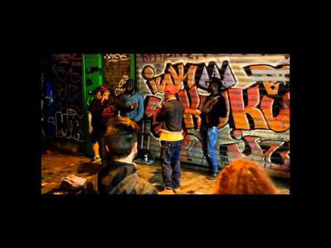 street performers - (Athens - Monastiraki) [HD]