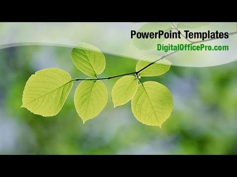 Plants in nature powerpoint template backgrounds digitalofficepro plants in nature powerpoint template backgrounds digitalofficepro 02215w toneelgroepblik Images