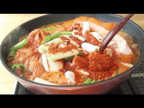 Thịt Heo Hầm Kim Chi