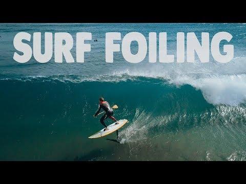 FOIL SURFING MOTIVATION 🙏