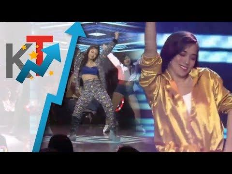 Kim Chiu VERSUS Ate Girl takes on the Pauwi Na Ko dance challenge