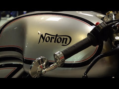 The Scandalous Demise of NORTON Motorcycles ! WHAT HAPPENED?