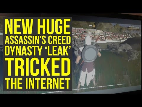 New  Assassin's Creed Dynasty 'Leak' TRICKED THE INTERNET (Assassin's Creed Origins - AC Origins) thumbnail